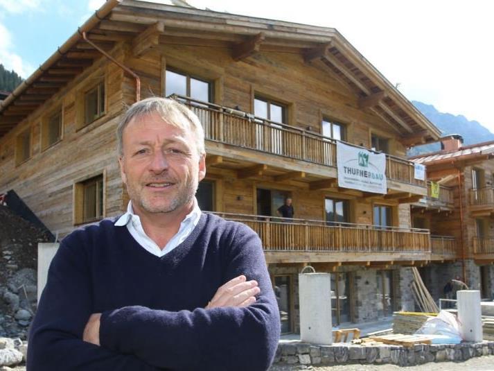 Stubenbach: In Lech am Arlberg entsteht ein neues Luxus-Hotel.