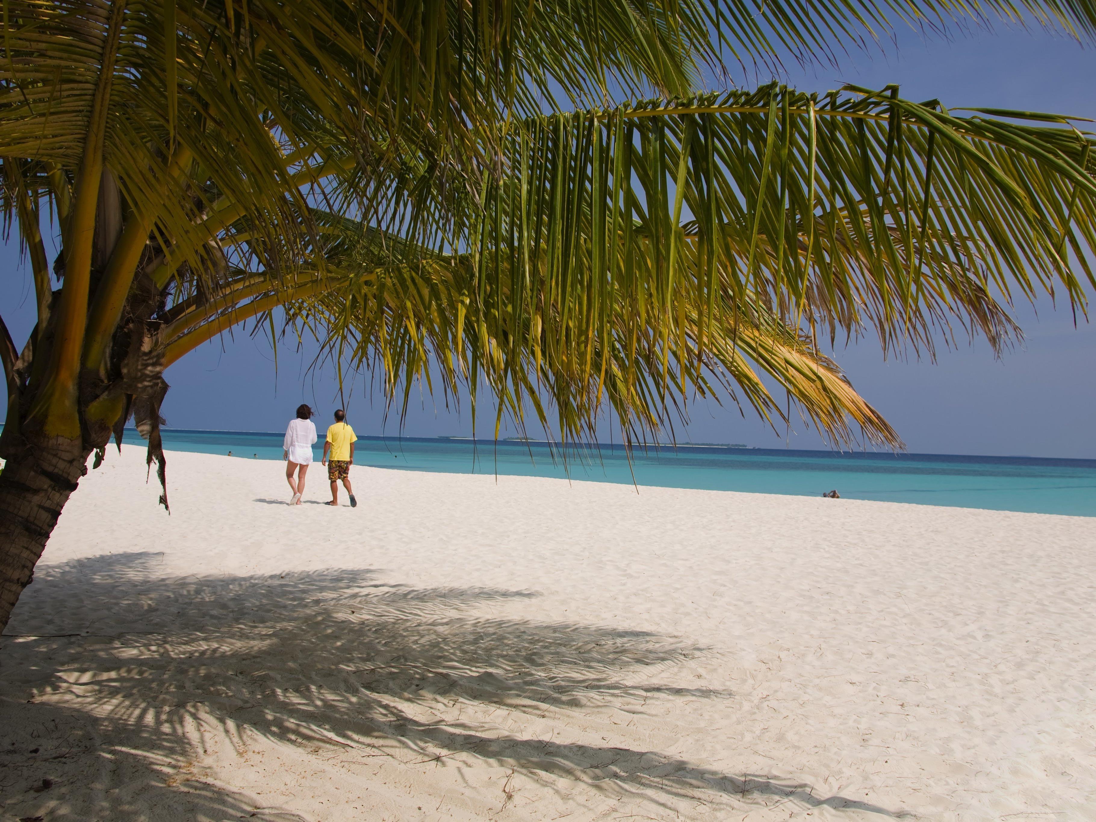 Auch die Malediven schafften es ins Ranking.