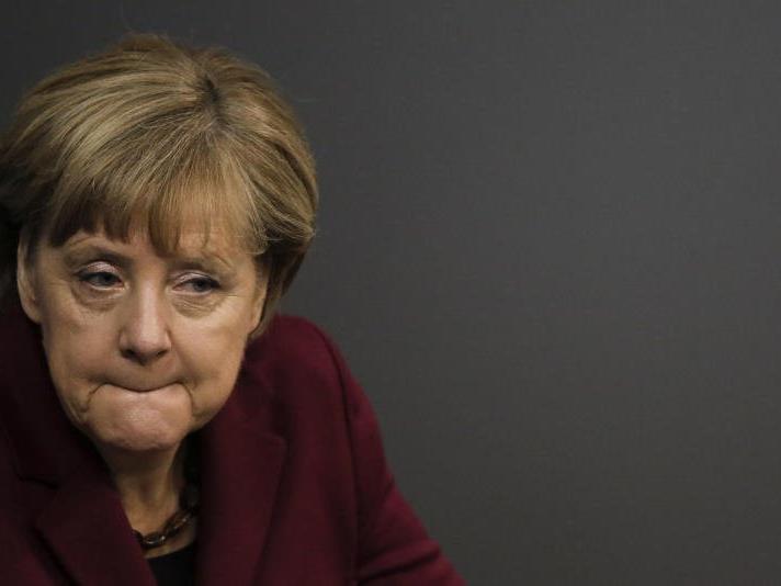 Merkel steht unter Druck
