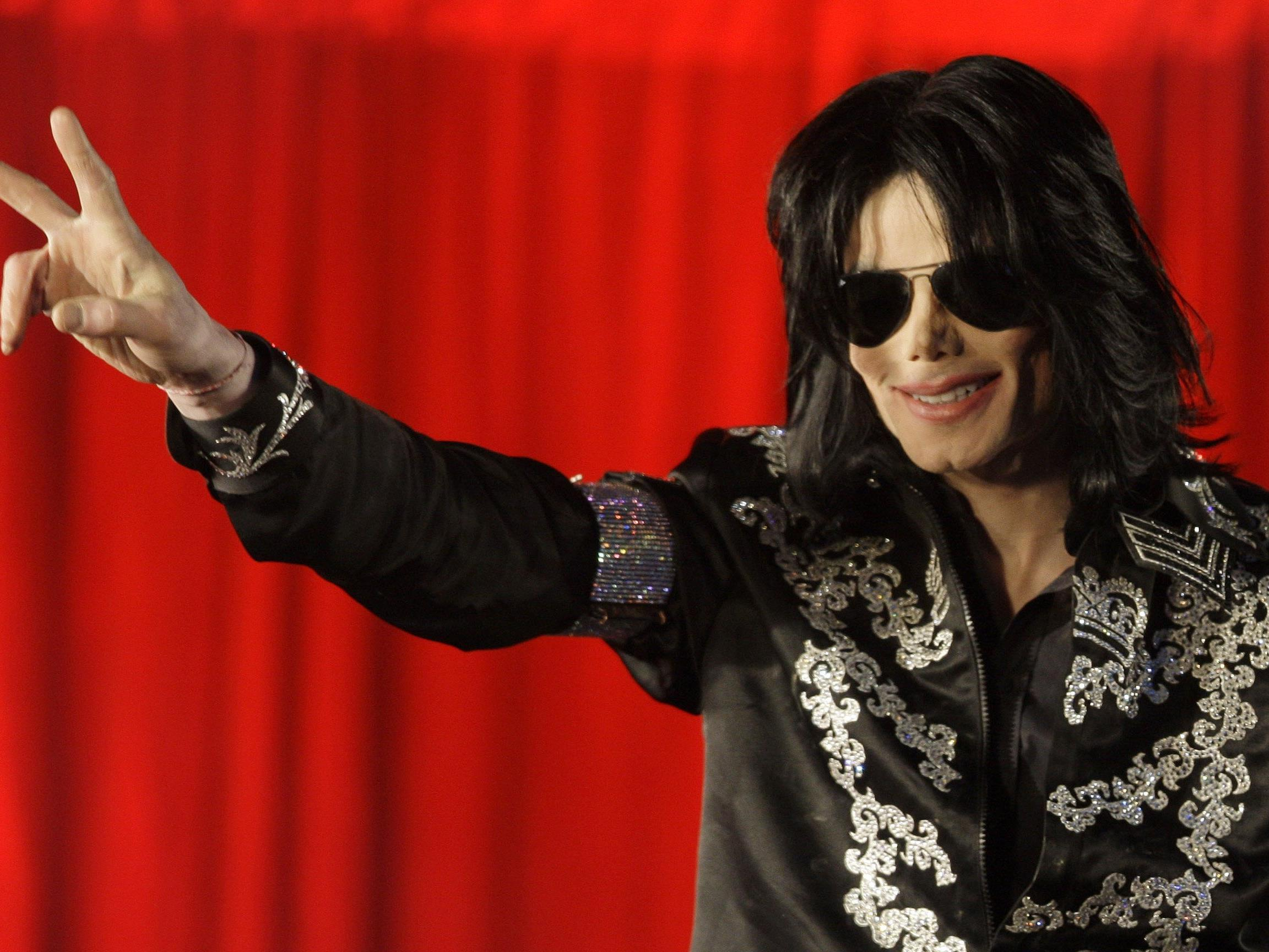 Michael Jackson verstarb 2009.