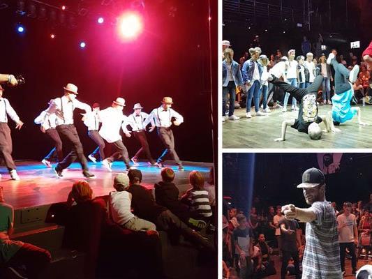Das Battle of the Year ist die WM des Breakdance - und lockte auch die Raritie Crew an.