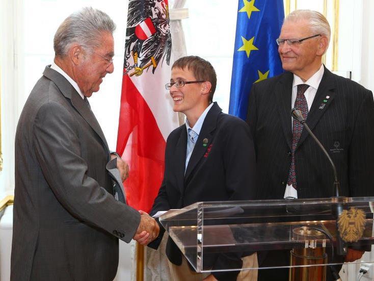 Die Montafonerin Johanna Pramstaller will Sportlerin des Jahres in Österreich werden