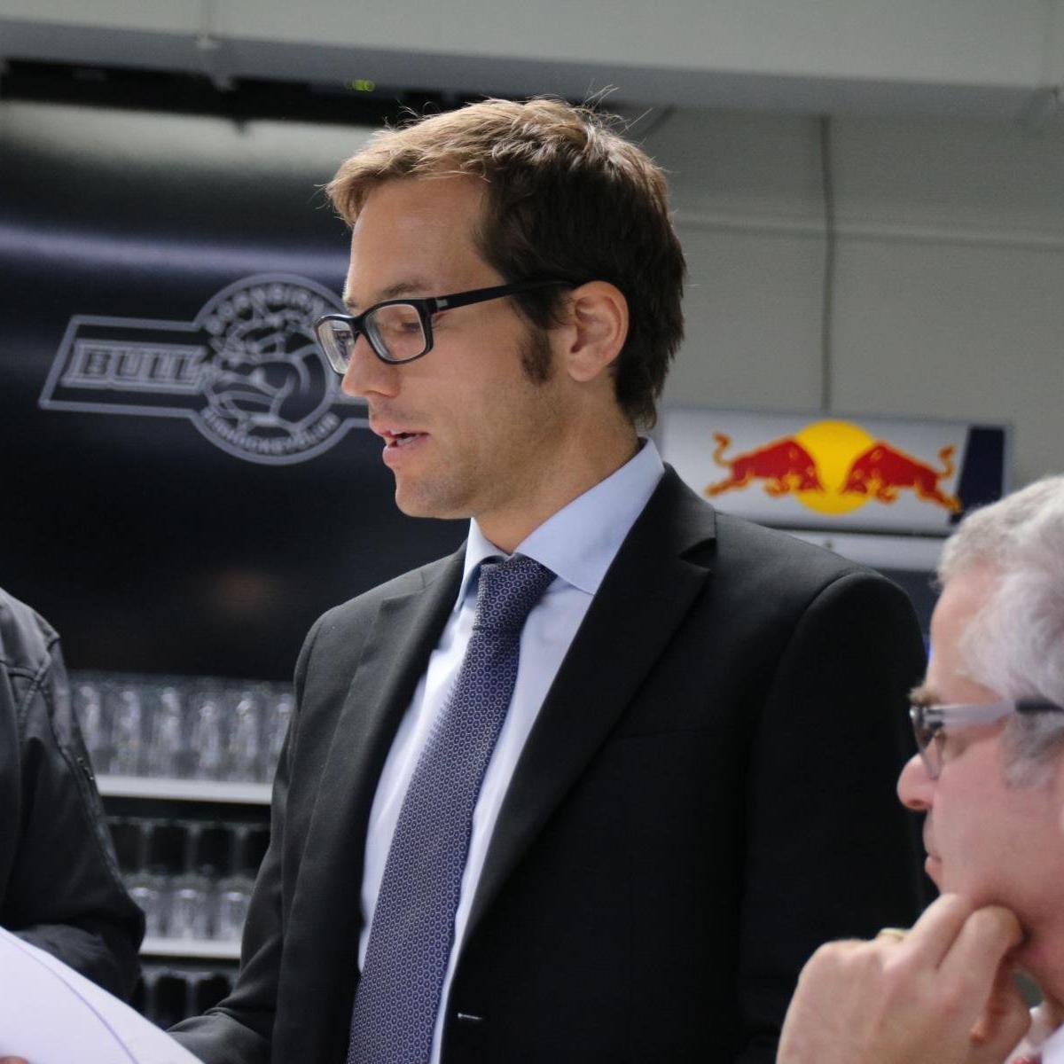 Vizepräsident Matthias Längle gab die neuen Ziele bekannt