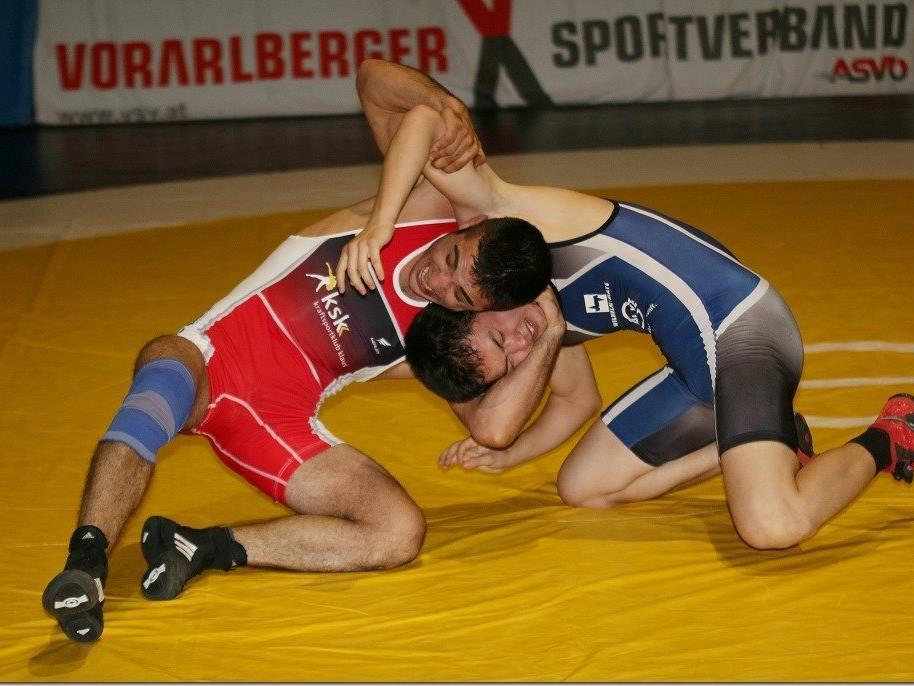 Klaus gewann gegen Götzis