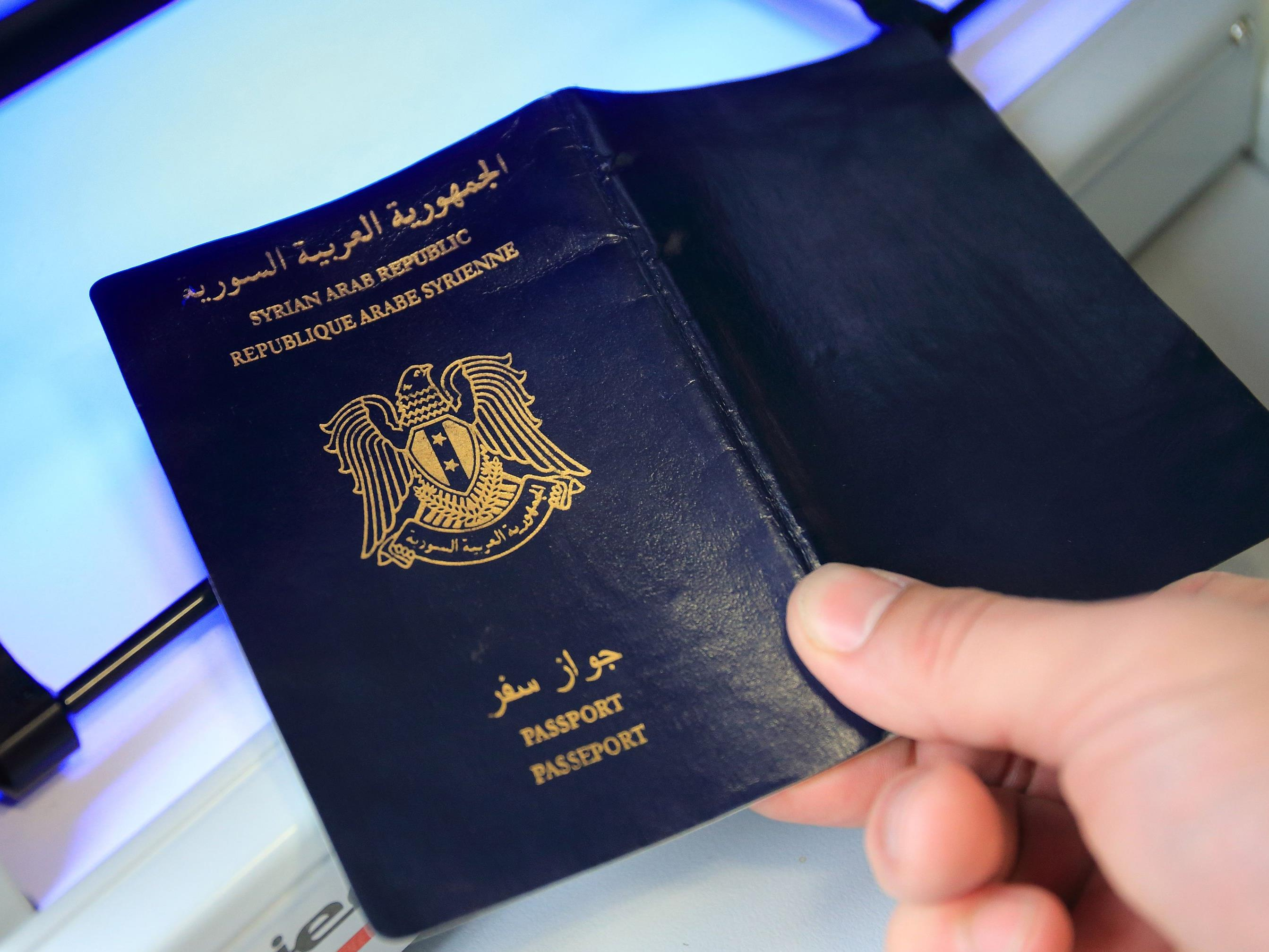 Viele Flüchtlinge besitzen gar keine Ausweisdokumente.
