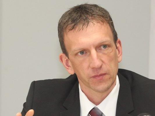 Bernhard Bereuter wird ab 1. Dezember neuer Geschäftsführer des AMS Vorarlberg.
