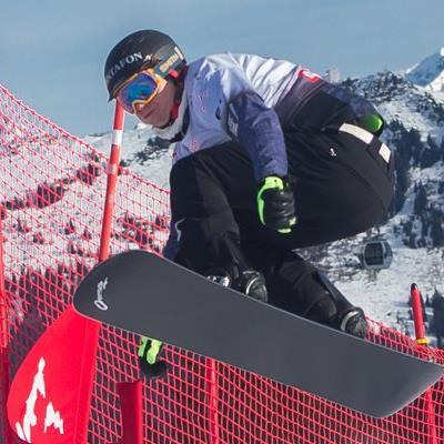 """Der Vorarlberger Snowboard-Profi Michael """"Gino"""" Hämmerle beendet seine Karriere."""
