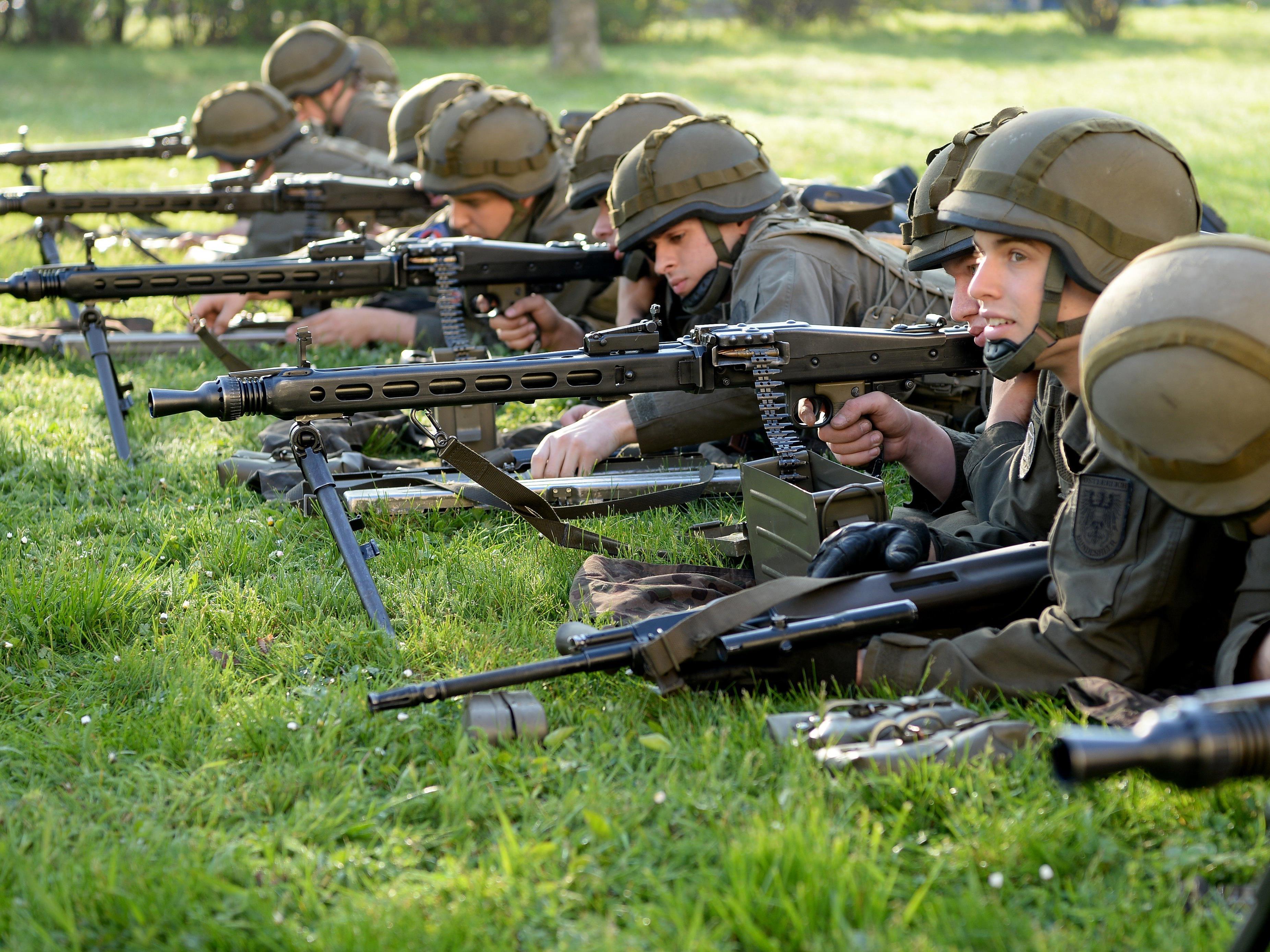Am 1. Oktober erfolgt die Umstrukturierung des Bundesheers in Vorarlberg. Volleinsatzfähig sind die vier Kompanien des Jägerbataillons 23 aber erst 2020: Bisher fehlt das Personal.