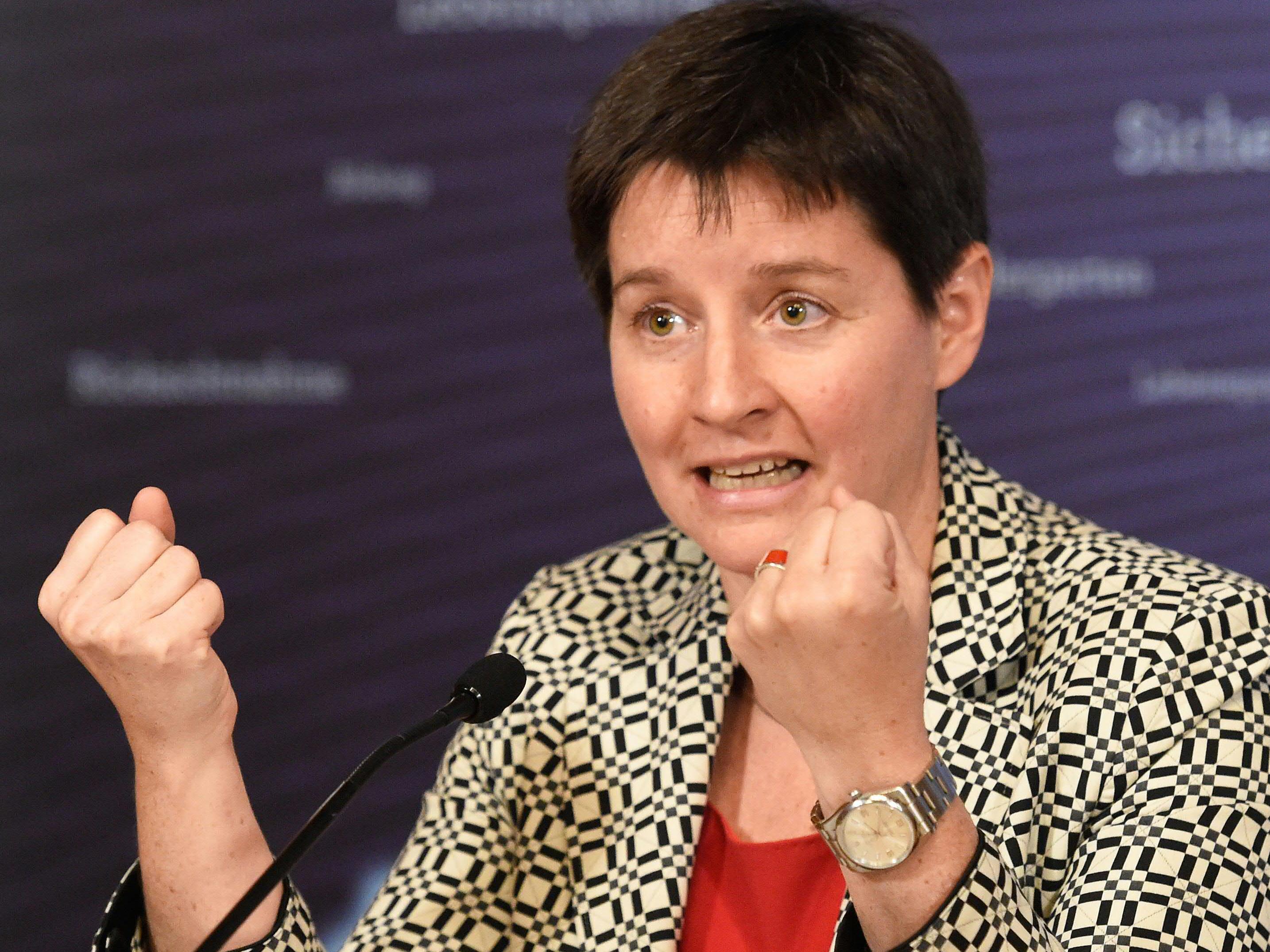 Sonja Wehsely wehrt sich vehement gegen die von der FPÖ erhobenen Vorwürfe.