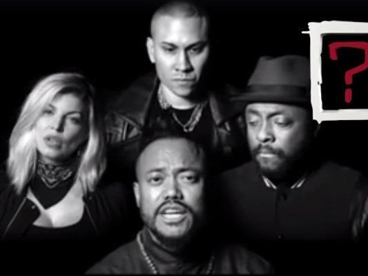 """Stellen eine alte Frage neu: Die Black Eyed Peas landen einen viralen Hit mit """"Where is the Love?"""""""