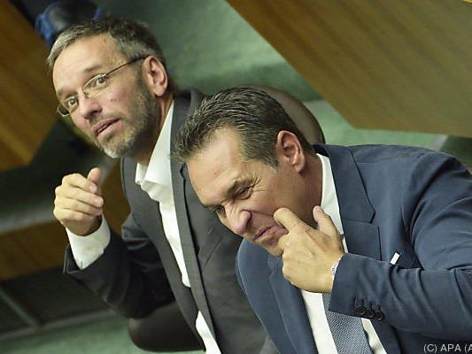 FPÖ ist skeptisch