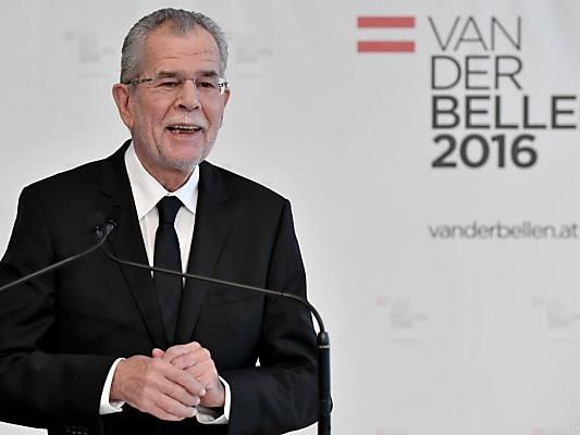 """Van der Bellen veröffentlichte Video """"Vielgeliebtes Österreich"""""""