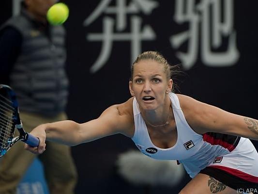 Pliskova tritt zum vierten Mal in Linz an