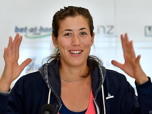 Die Spanierin peilt die WTA-Finals an