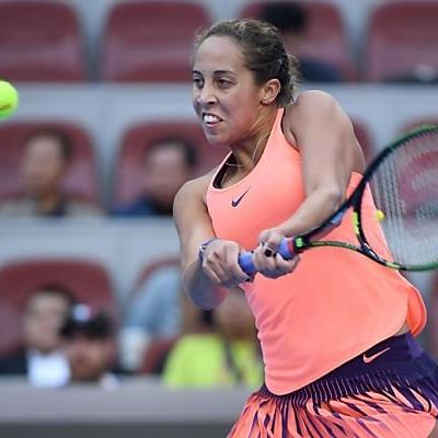 Madison Keys weilt derzeit beim Turnier in Linz
