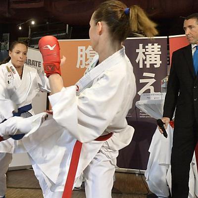 Alisa Buchinger und Bettina Plank gelten als Medaillenkandidaten