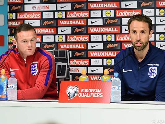 Wayne Rooney ist derzeit in einem Formtief