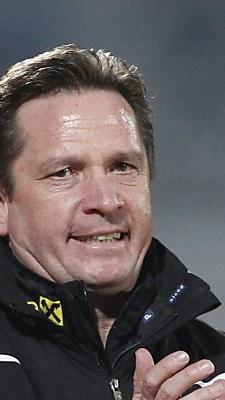 Teamchef Werner Gregoritsch bot seine aktuell stärkste Formation auf