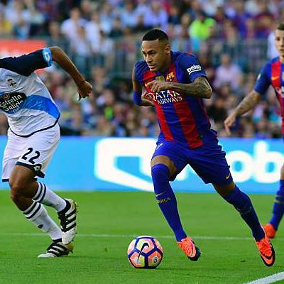 Neymar bleibt weitere fünf Jahre bei den Katalanen