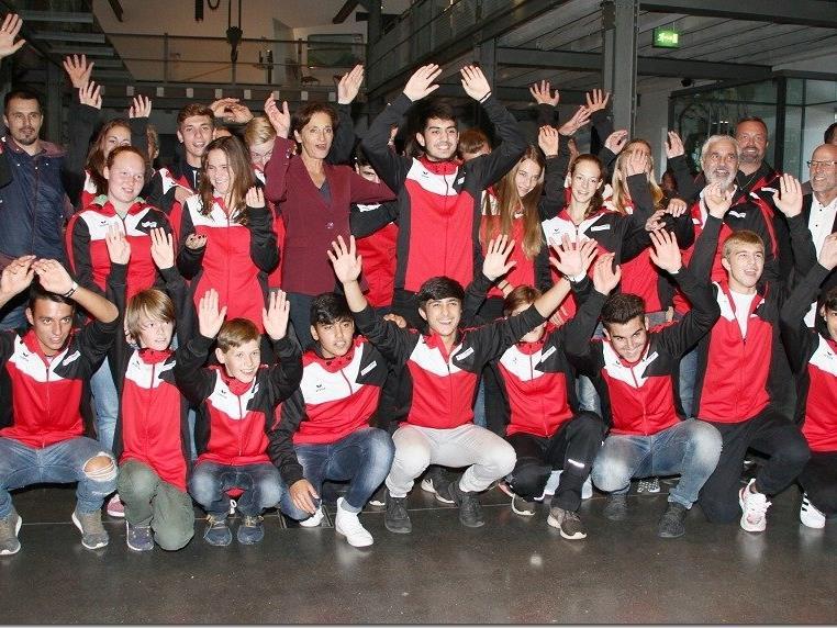 97 Schüler wurden in der Inatura vom Land Vorarlberg ausgezeichnet