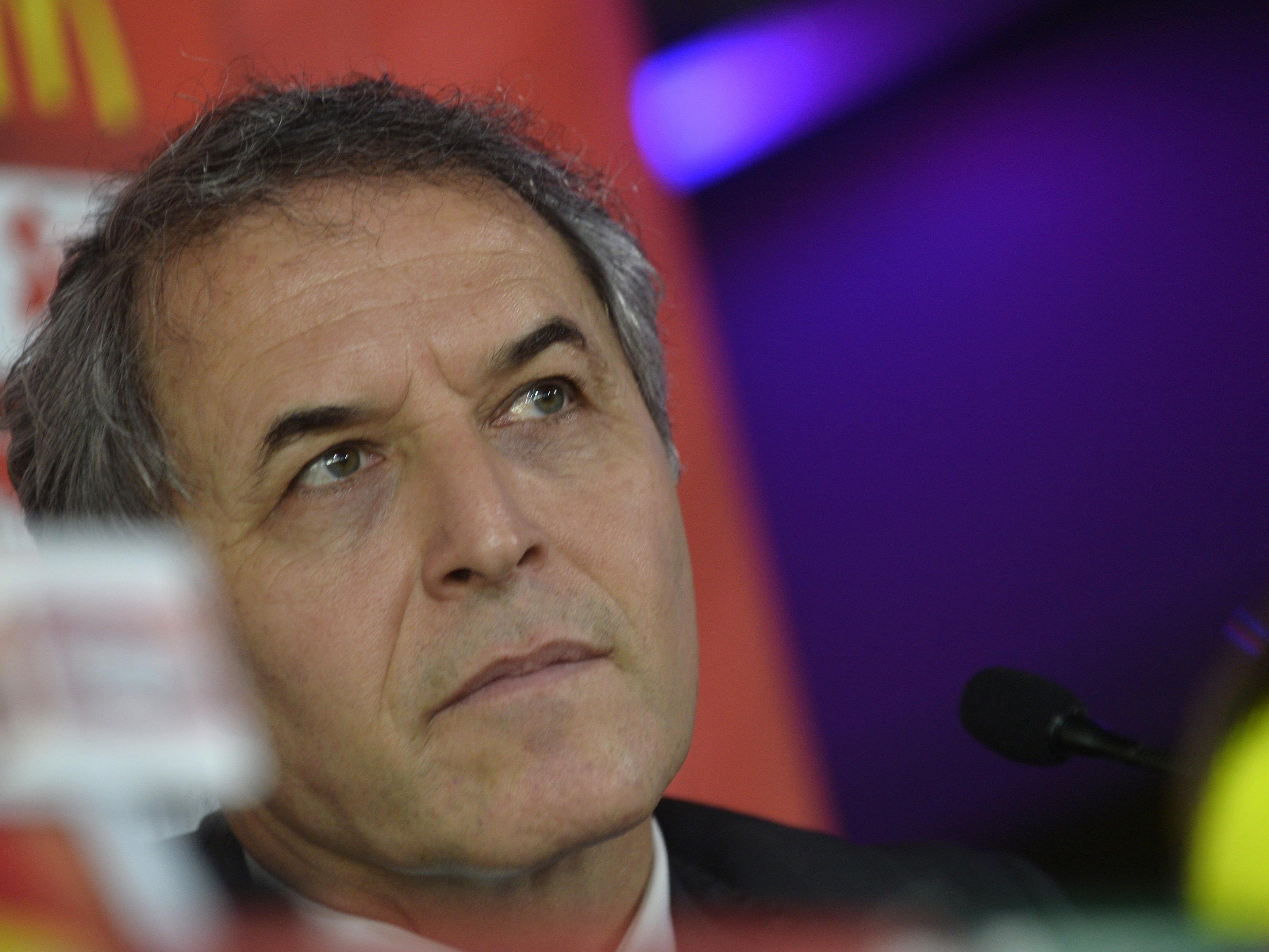 ÖFB-Teamchef Marcel Koller sieht Wales als Gruppenfavoriten.