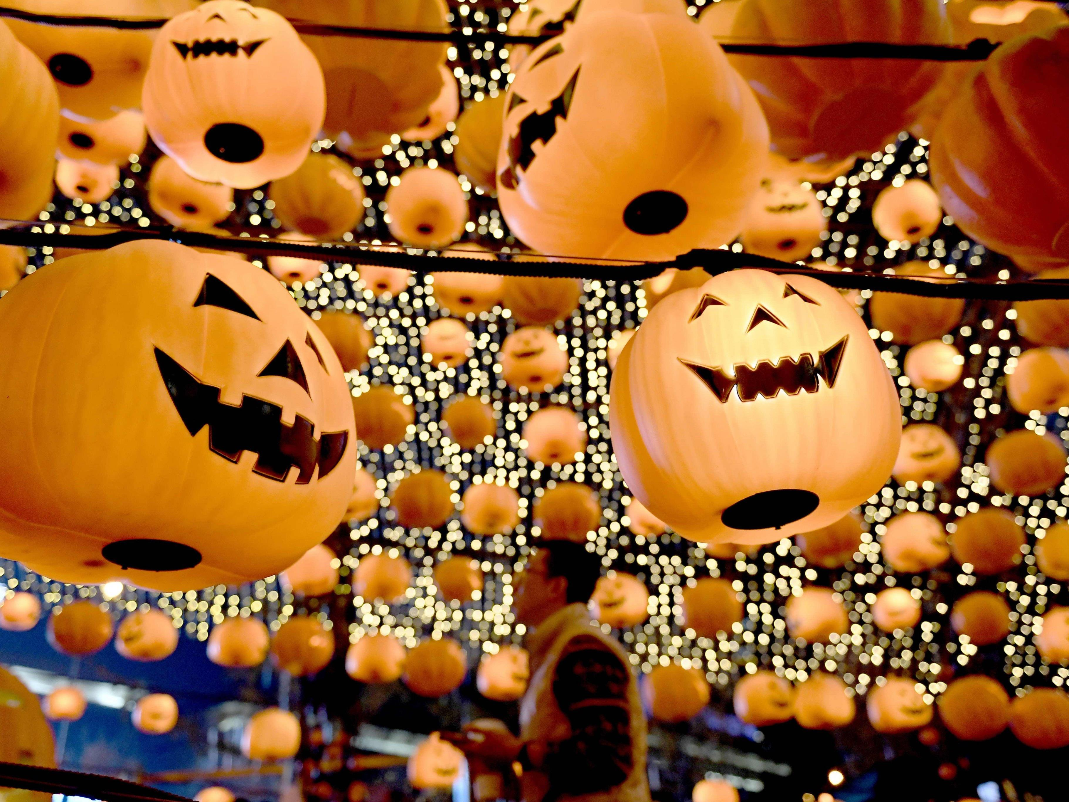 Das sollte man an Halloween beachten.