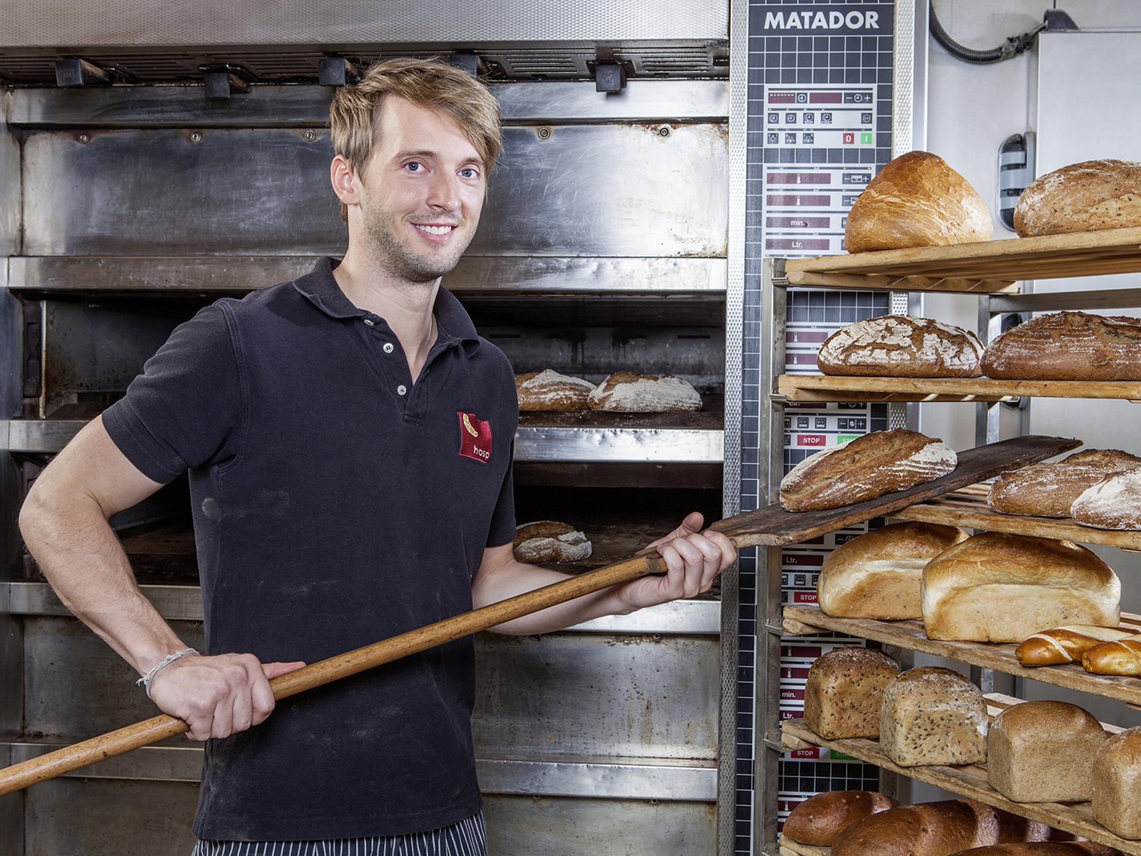 Die Bäcker im Ländle erhalten die Vielfalt der Brotspezialitäten und deren Tradition. So wie die Partner-Bäckerei Martin Hosp in Frastanz.