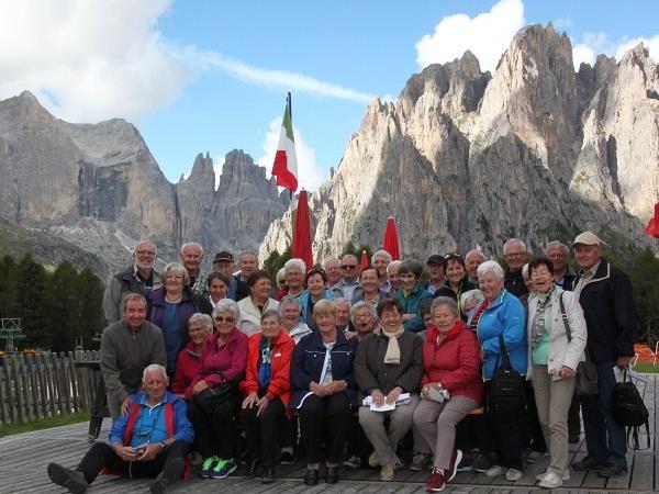 PVÖ-Bludesch im Südtirol