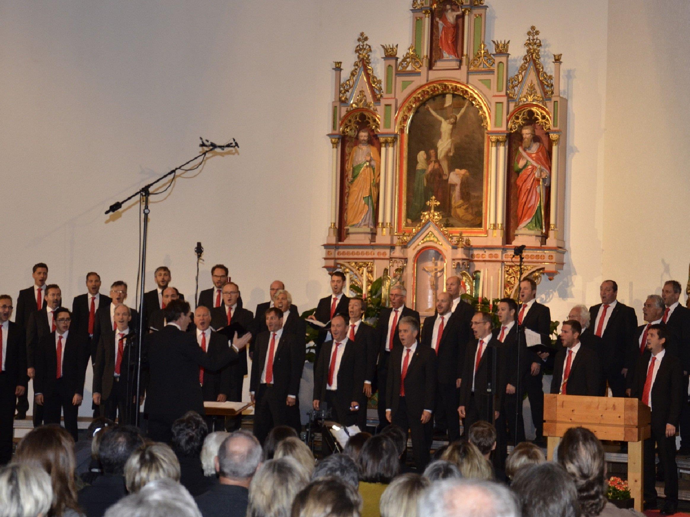 Cantante- Liedermännerchor Alberschwende