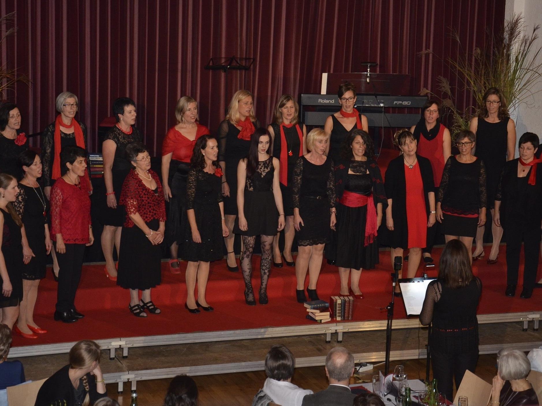"""Frauenchor """"CHÖRIG"""" Konzert"""