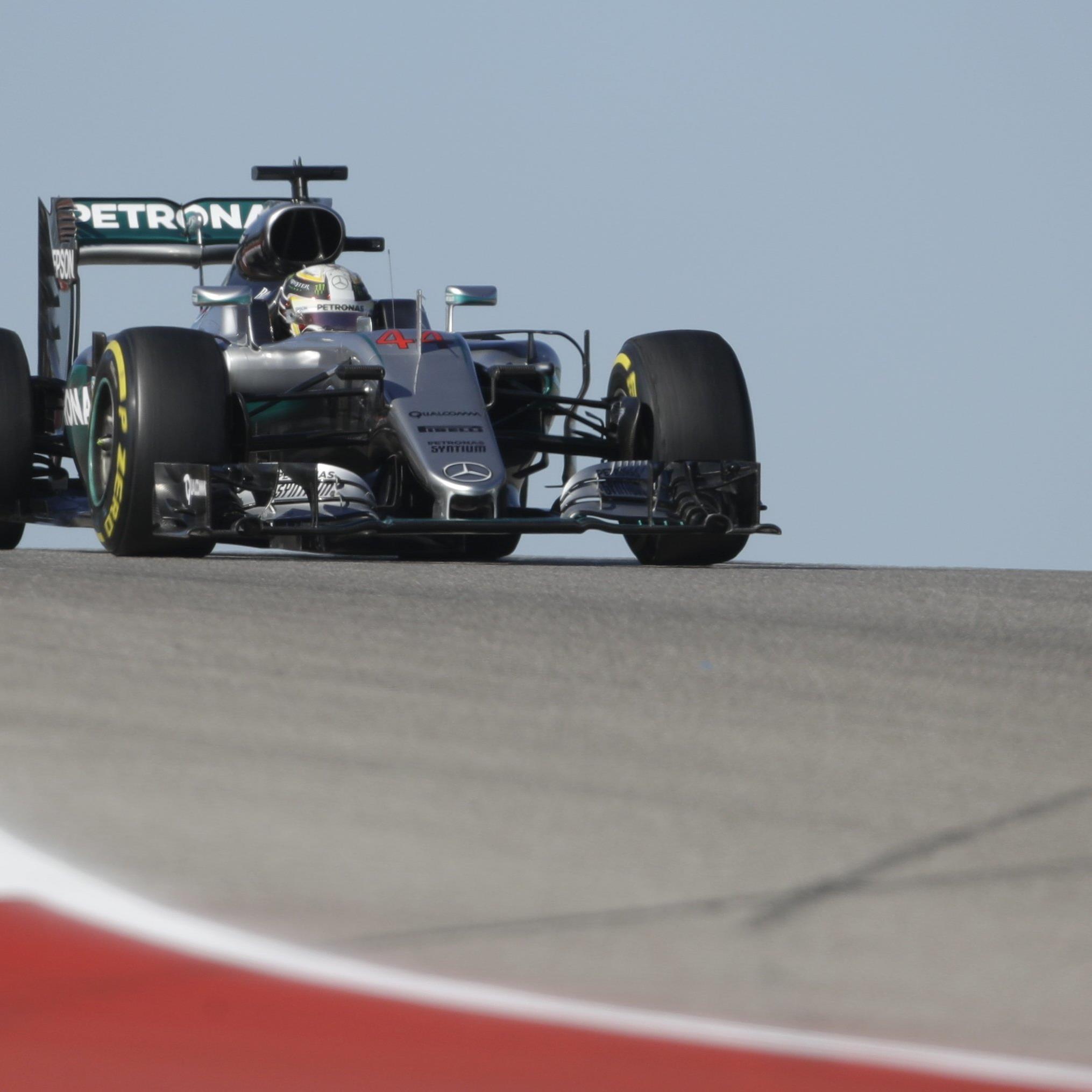 Lewis Hamilton war im Qualifying nicht zu schlagen.