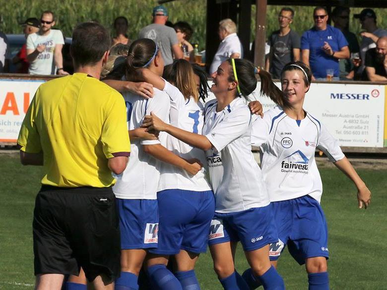 Dieses Wochenende: Drei spannende FFC Heimspiele