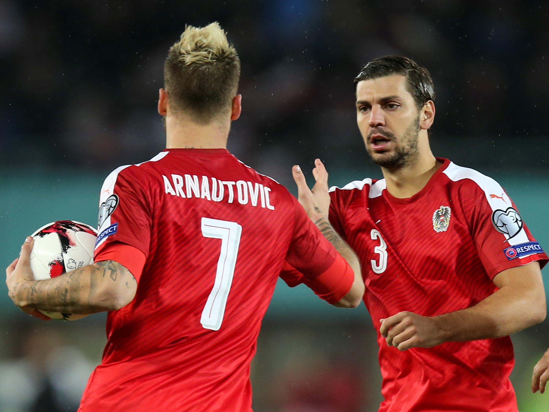 Duo mit serbischen Wurzeln - Beide würden auf Torjubel verzichten.