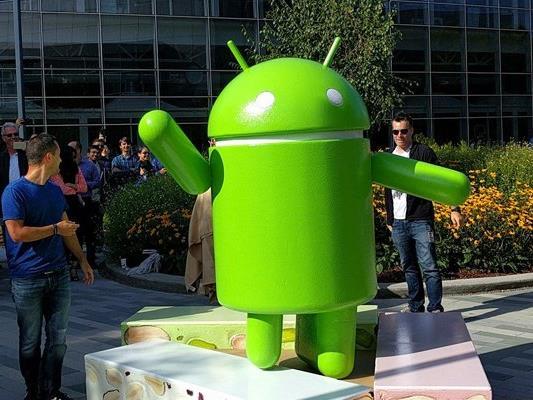 Google stellt am Dienstag seine neuen Android-Handys vor.