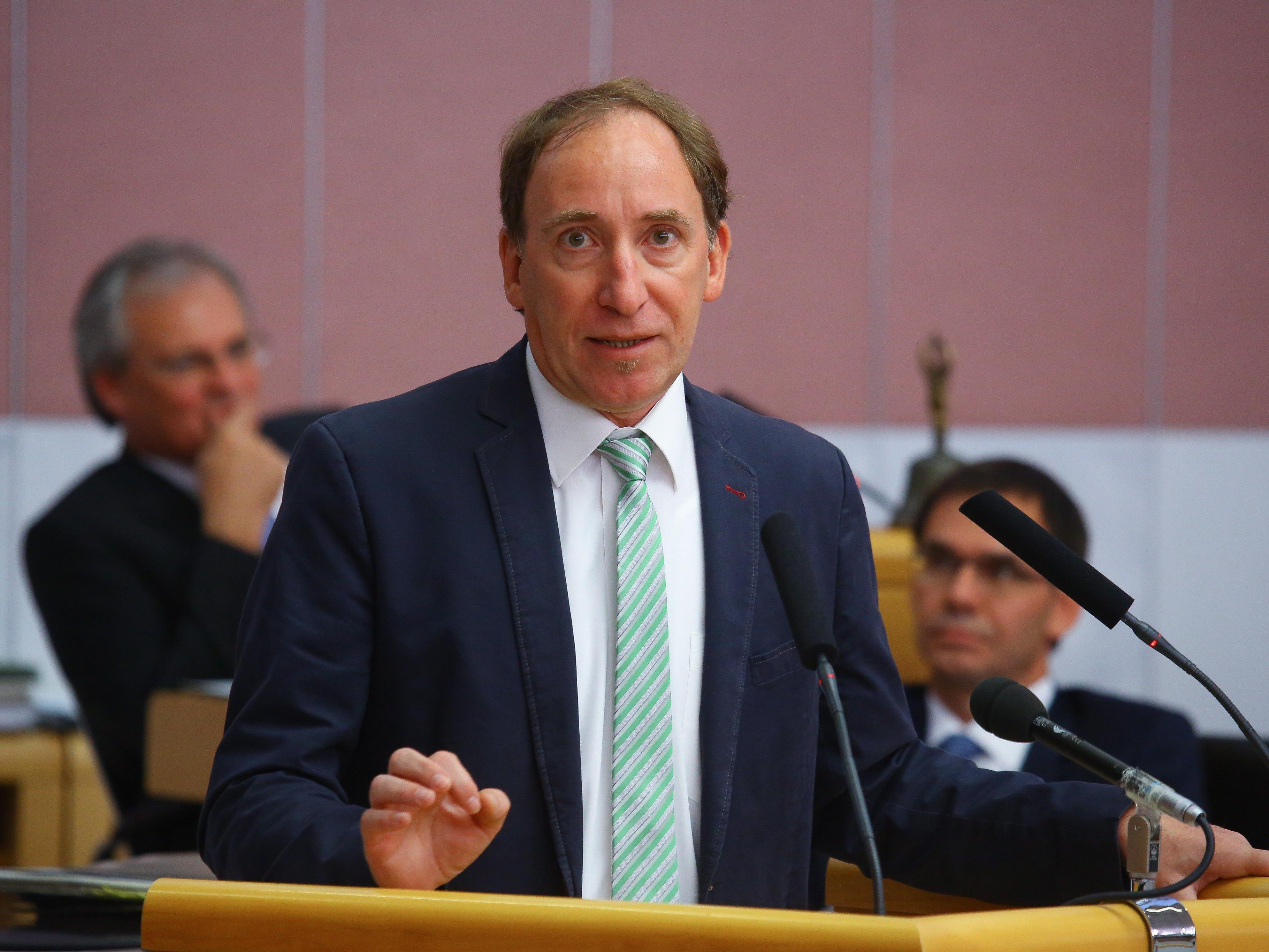 Vorarlbergs Umweltlandesrat Johannes Rauch hat den Widerstand gegen das Paket von Umweltminister Rupprechter initiiert.