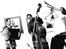 Isa Kurz, Philipp Moll und Daniel Woodtli sorgen für musikalische Grenzüberschreitungen