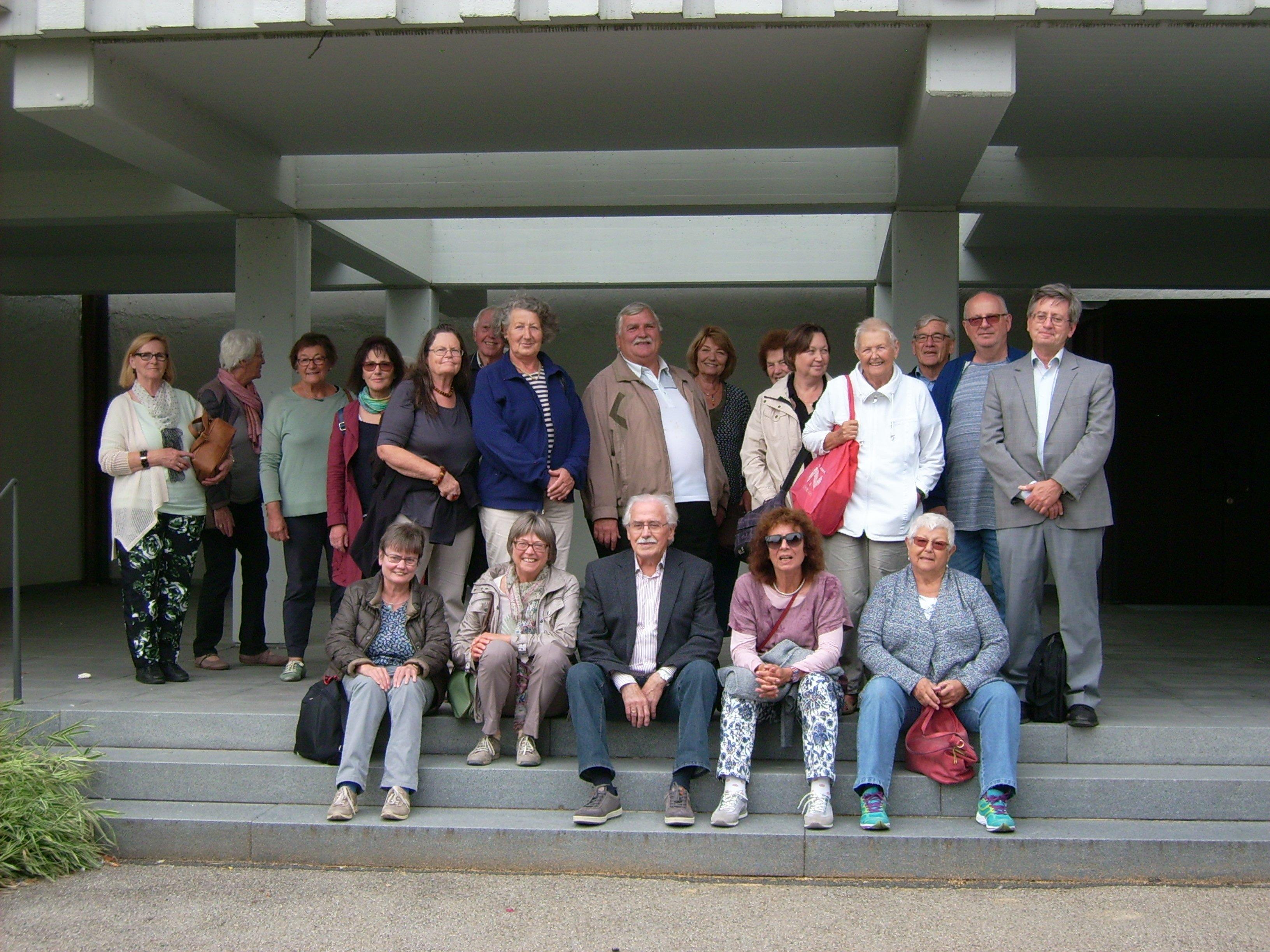 Nach Bad Schussenried und an den Federsee führte die Fahrt des Kulturkreisreises Hohenems.