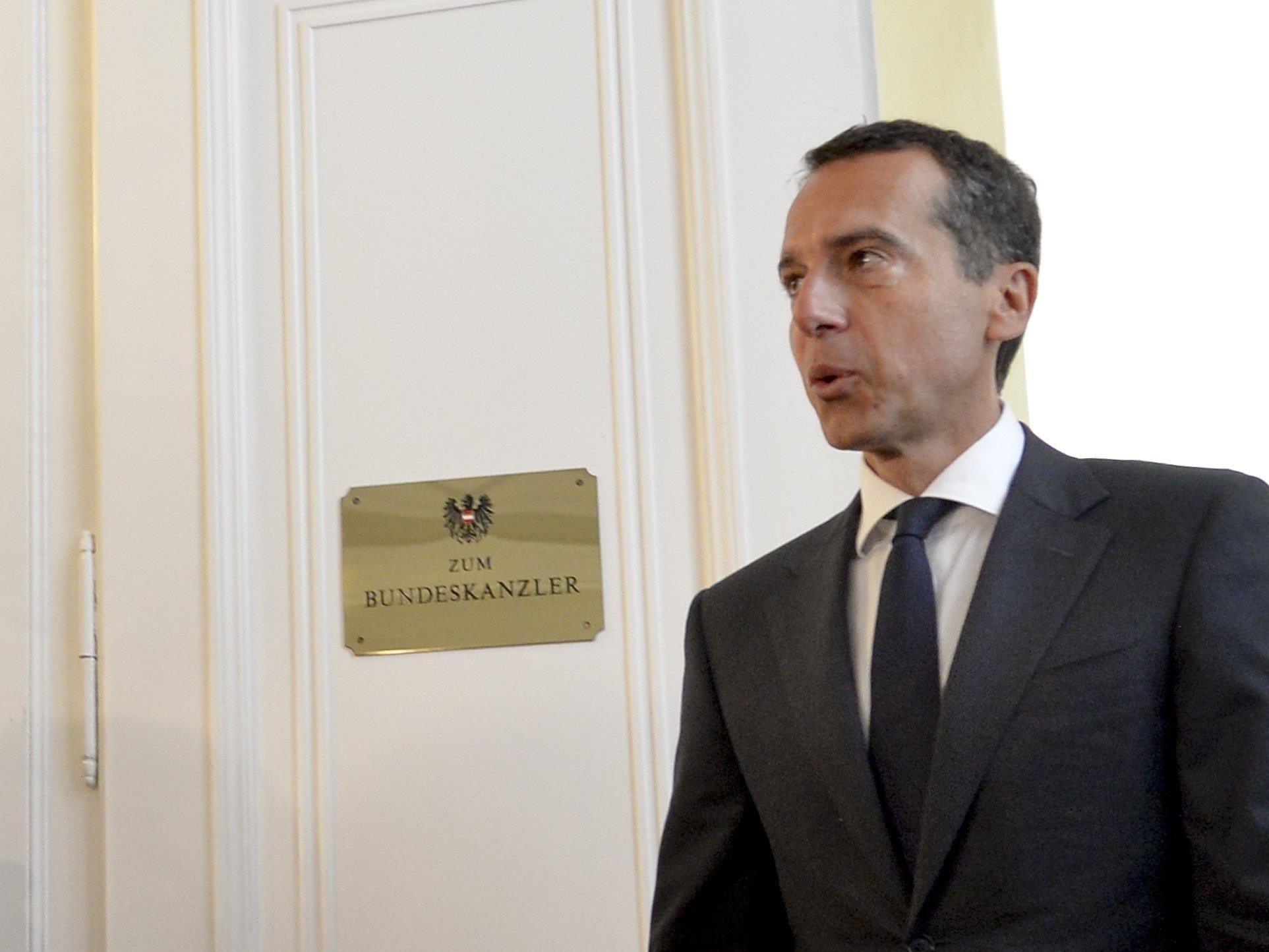 Christian Kern hat in einem Inteview die Politik der FPÖ deutlich kritisiert.