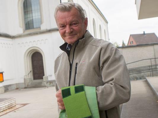 Der gebürtige Thüringer Otto Krepper ist seit fast 40 Jahren Priester und ein Mann der klaren Worte.