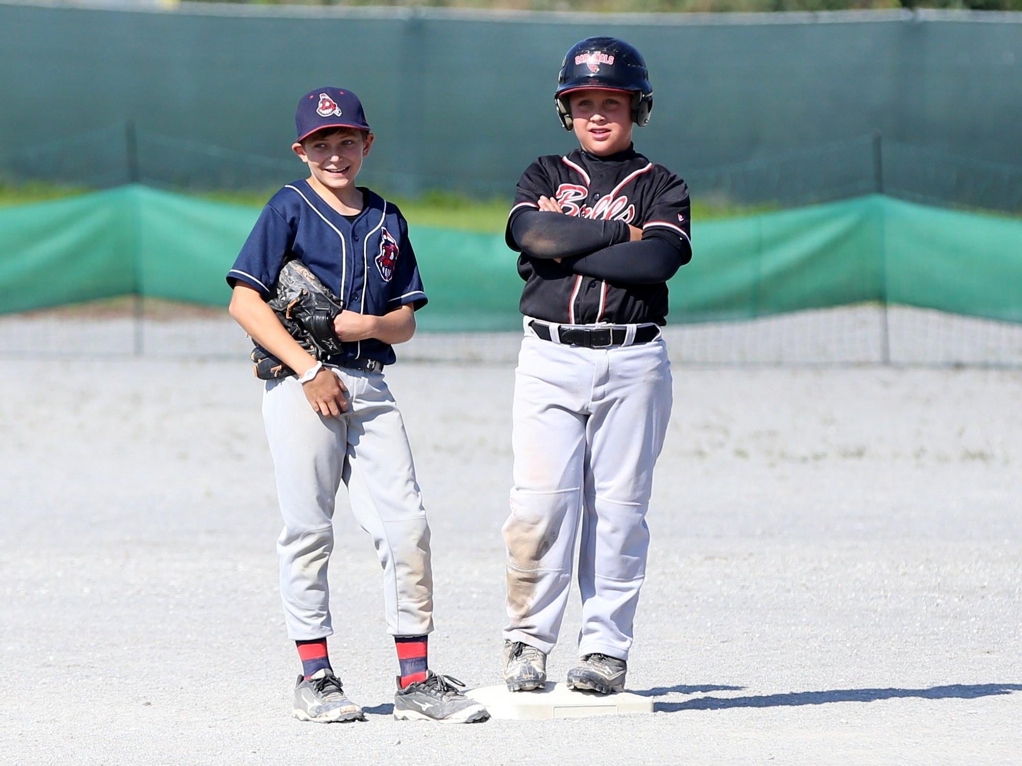 Die jungen Baseballer aus dem Ländle zeigten bei der Staatsmeisterschaft in Dornbirn und Hard ihr Können.