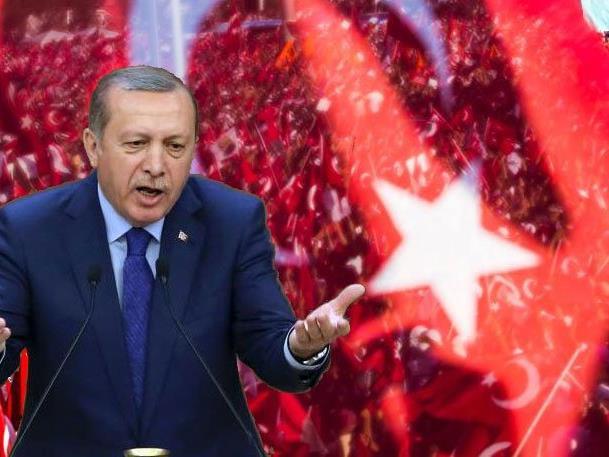 Schwere Vorwürfe gegen die Regierung Erdogan