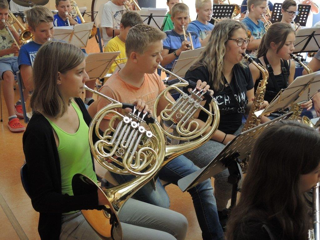 Jungmusikerseminar Blasmusikbezirk Bludenz