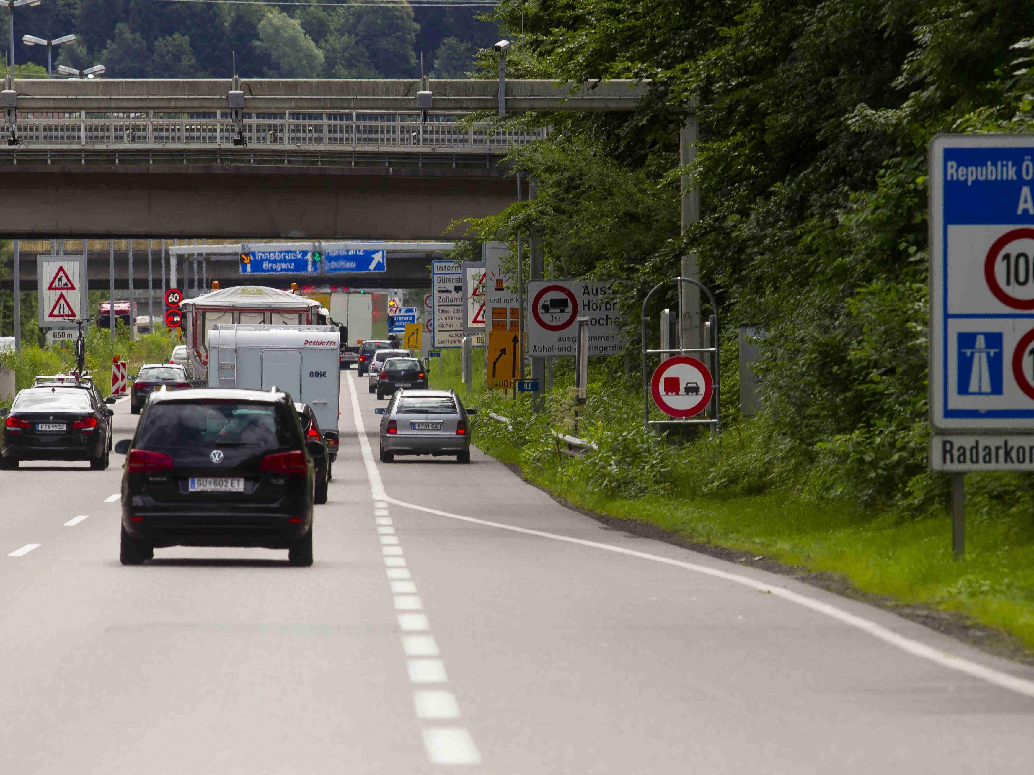 Seit 2000 verloren 399 Menschen auf Vorarlbergs Straßen ihr Leben.