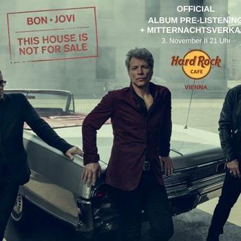 Bon Jovi legen nach: Neues Album.