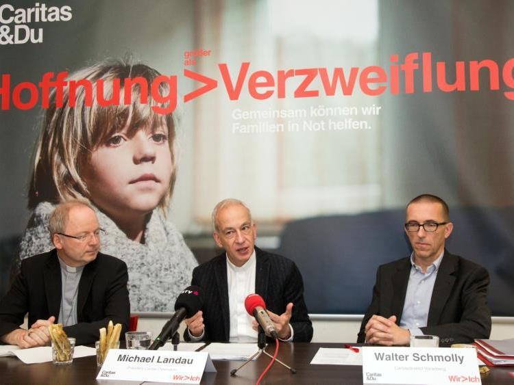 """Caritas-Präsident sieht in Vorarlberger Modell """"sinnvolles Beispiel"""""""