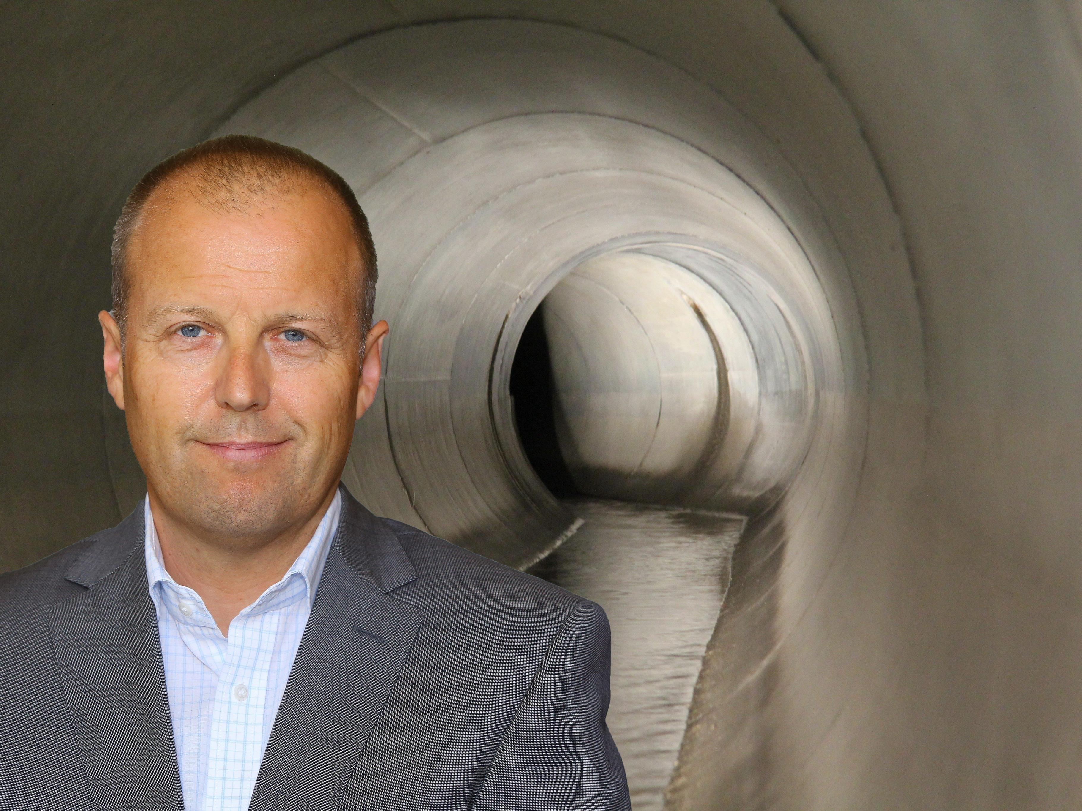 Thomas Blank von der Abteilung Wasserwirtschaft beim Land Vorarlberg warnt von den Folgen der falschen Müllentsorgung