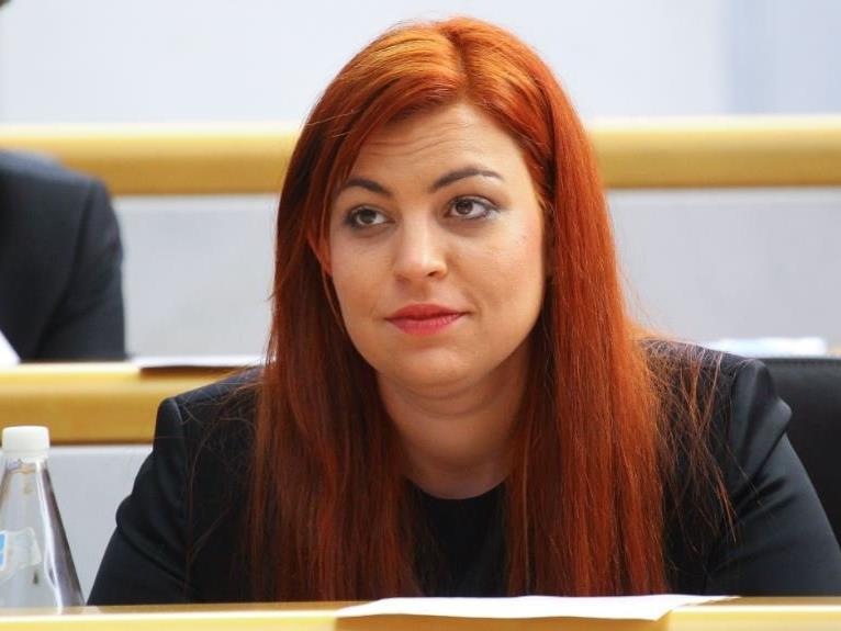 Nina Tomaselli sitzt für die Grünen im Vorarlberger Landtag.