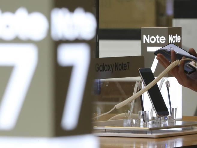 Das Galaxy Note 7 bringt Samsung in Bedrängnis