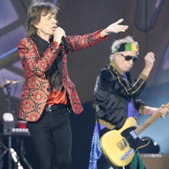 Mick Jagger und Co. legen nach: Neues Album im Dezember.