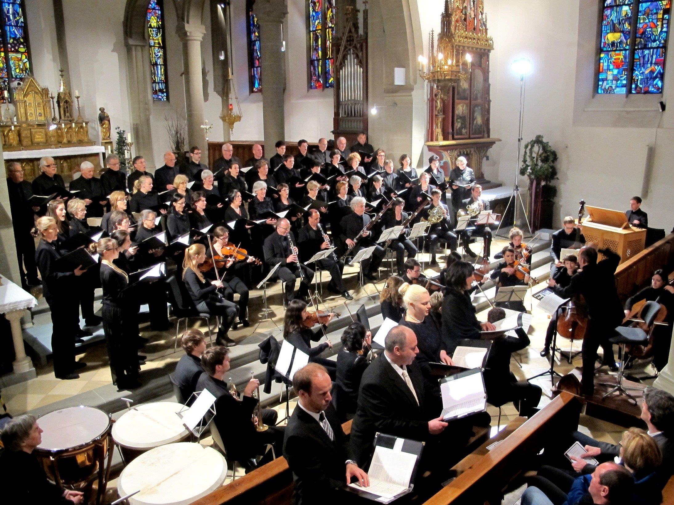 Jugendliche Mozartklänge ertönen Sonntagabend, 6.11., um 18:00 Uhr im Dom St. Nikolaus, Feldkirch.